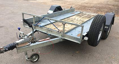 Boat Trailers, Horse Trailers, Box Trailers by Fawley Trailers